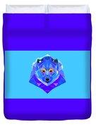 Crystal Bear - 90 Duvet Cover