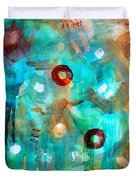 Crystal Blue Persuasion Duvet Cover