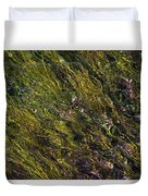 Crystal Clear Waters Duvet Cover