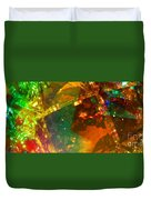 Crystal Colors Duvet Cover