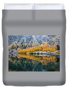 Crystal Lake Area 1 Duvet Cover