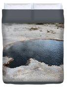 Crystal Pool Duvet Cover