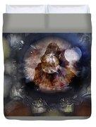 Crystal Vision Duvet Cover
