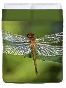 Crystal Wings Duvet Cover