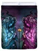 Cthluhu Rainbow Duvet Cover