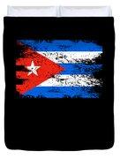 Cuba Flag Gift Country Patriotic Travel Shirt Americas Light Duvet Cover