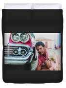 Cuban Mechanic Duvet Cover