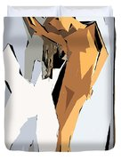 Cubism Series Xvi Duvet Cover