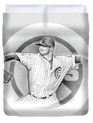 Cubs 2016 Duvet Cover