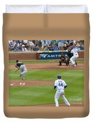 Cubs - Eye On The Ball Duvet Cover