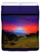 Cuenca Is Blessed II Duvet Cover