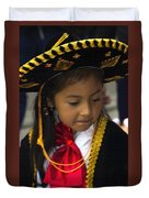 Cuenca Kids 721 - Canvas Style Duvet Cover
