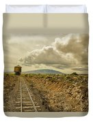 Cumbres And Toltec Water Stop Duvet Cover