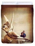 Cupid's Kiss Duvet Cover