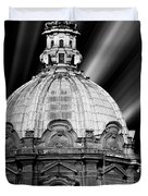 Cupola In Rome Duvet Cover