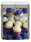 Cuppy Cakes Duvet Cover
