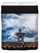 Cupula Antigua Guatemala 1 Duvet Cover