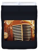Curbside Classic Duvet Cover by Christine Till