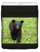 Curious Cub Duvet Cover