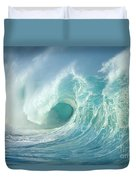 Curling Wave Duvet Cover