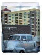 Custom Chevy Asbury Park Nj Duvet Cover
