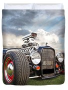 Custom Rod Duvet Cover