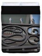 Custom Snake Gate Duvet Cover