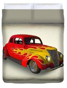Customized Ford Duvet Cover