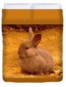 Cute Bunny Duvet Cover
