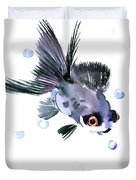 Cute Fish Duvet Cover