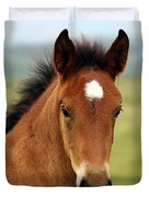 Cute Foal Duvet Cover