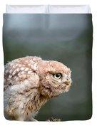 Cute Little Owlet Duvet Cover