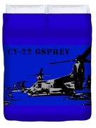 Cv-22 Osprey  Duvet Cover