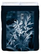 Cyanotype Morn Duvet Cover