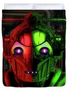 Cyberman Duvet Cover