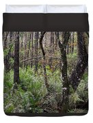 Cypress Arch Duvet Cover