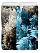 Cypress Branches No.3 Duvet Cover
