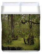 Cypress Forest Duvet Cover
