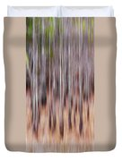 Cypress Grove Abstract Duvet Cover
