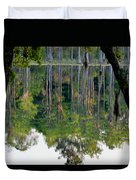 Cypress Pond Duvet Cover