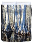 Cypress Reflection Duvet Cover