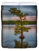 Cypress Tree Duvet Cover