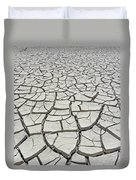 D17845-dried Mud Patterns  Duvet Cover