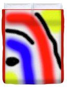 Da  Face  2002 Duvet Cover