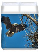 Daddy's Home Duvet Cover
