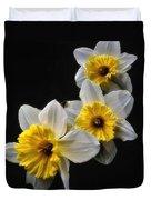 Daffodil Dream Duvet Cover
