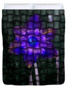 Daffodil Weave 2 Duvet Cover