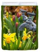 Daffodils 1 Duvet Cover