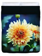 Dahlia Beauty Duvet Cover