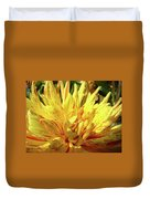 Dahlia Flower Art Collection Giclee Prints Baslee Troutman Duvet Cover